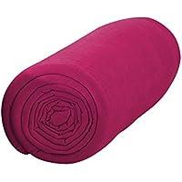 TODAY 106005 Drap Housse Jersey Coton Jus de Myrtille 90 x 190 cm