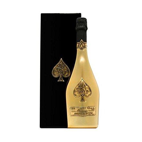 Armand de Brignac Brut Champagne Gold Ace of Spades 75cl