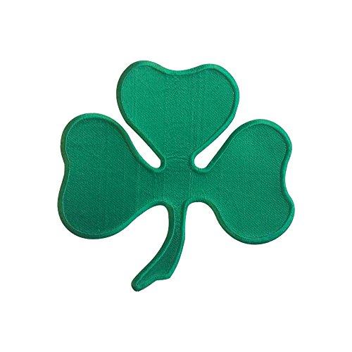 REAL EMPIRE Echt Empire Grün Irish Clover groß Nähen auf Patch/Abzeichen Patch Biker Bestickt