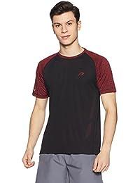 Proline Active Men's Plain Regular Fit T-Shirt