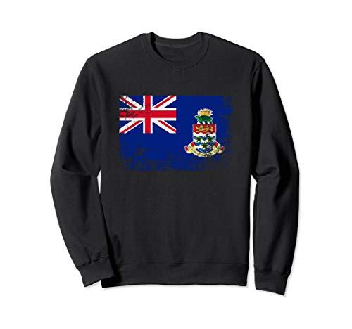 Cayman Inseln Flagge tshirt für Männer Frauen und Kinder Sweatshirt -