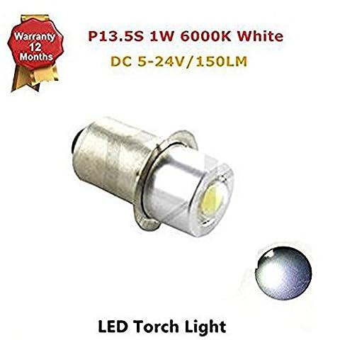 Haute Puissance P13.5s mise à niveau LED Ampoule pour C/D
