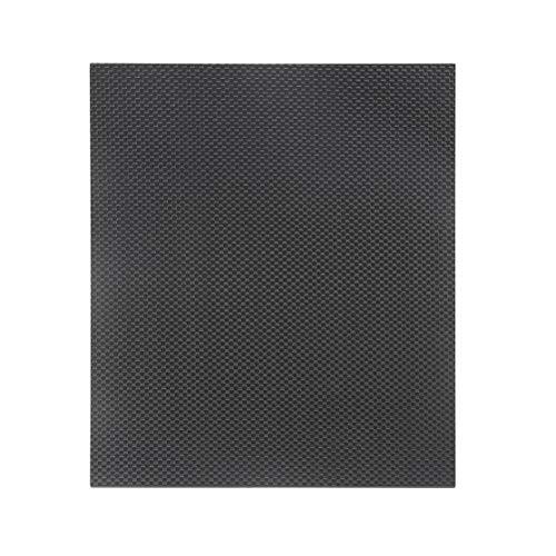 LouiseEvel215 230 * 170 * 3,0 mm Placa de placa de carbono completa 3 K Superficie de Brillo Suave y Lisa en Ambos lados Placa de avión RC para piezas de RC