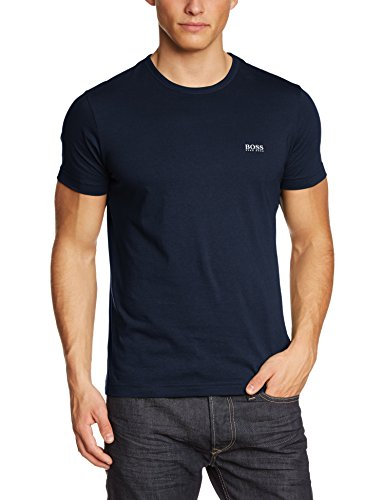 BOSS Green Herren T-Shirt 50245195, Gr. XX-Large, Blau (Navy 410)