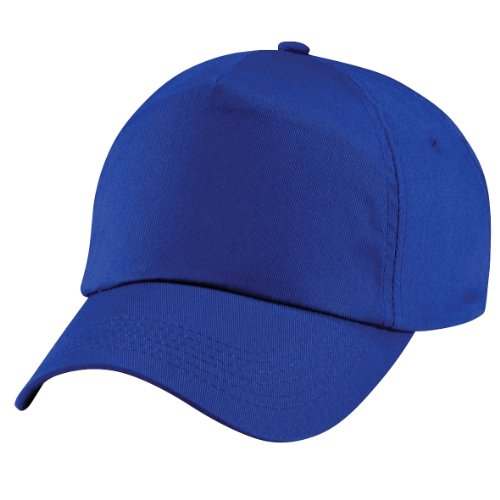 Beechfield - Original 5 Panel Cap Einheitsgröße,Bright Royal