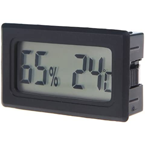 KKmoon Mini LCD Termometri Igrometri Digitali  Tester di Temperatura e Umidità Interna