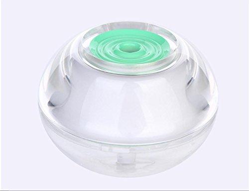 Preisvergleich Produktbild QI Desktop-Mini-Usb-Luminous Aromabefeuchter Befeuchtung Maschine , Green , 10*10*7.5Cm,green,10*10*7.5cm