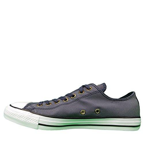Converse All Star Ox Uomo Sneaker Blu Blau