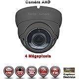 Dôme AHD Anti-vandal 4 MegaPixels Capteur 1/3' OV IR IR 35m étanche réf: EC-AHDD304MP - caméra vidéo surveillance - vidéo surveillance