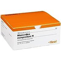 MOMORDICA COMPOSITUM N Ampullen 100 St Ampullen preisvergleich bei billige-tabletten.eu