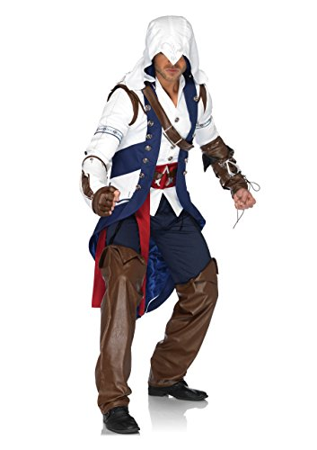 Connor Costume Adult Small/Medium ()