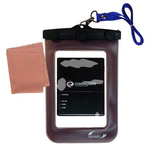 Custodia Impermeabile per Cradlepoint CTR350 Cellular Travel
