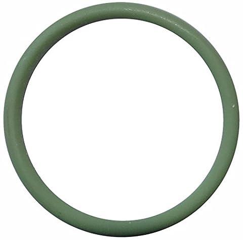 Aerzetix: 2x joint technique vert en FKM M25 -20...200°C 22mm 2mm