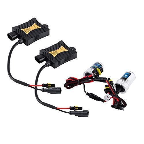 Boomboost X/énon HID Ballasts 100W 12V Kit de Conversion de Voiture Remplacement Slim Ballast Blocks pour Toutes Les Ampoules au x/énon 2 PCS