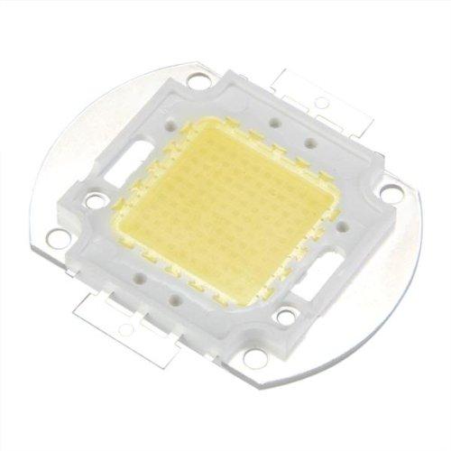 Croled 100w chip led per lampada faretto luce bianco for Lampadine led 100 watt