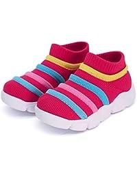 d7f2c7953 Amazon.es  Sin cordones - Para niños   Zapatos para bebé  Zapatos y ...