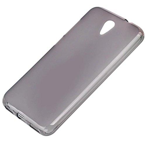 Owbb Schwarz TPU Case Hülle für UMI EMAX MINI Smartphone aus Weich Silikon Handy Hülle transparente Schutzhülle
