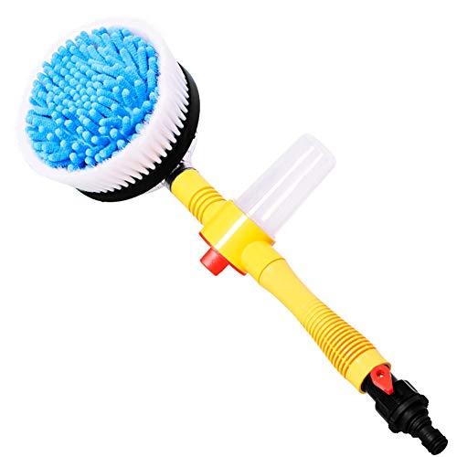 OhLt-j Kfz-Reinigung Brush- Drill Pinsel Leistung Scrubber for Reinigung Badezimmer, Pool Fliesen, Böden, Ziegel, Keramik, Marmor & Grout Allzweck Drill Bürste