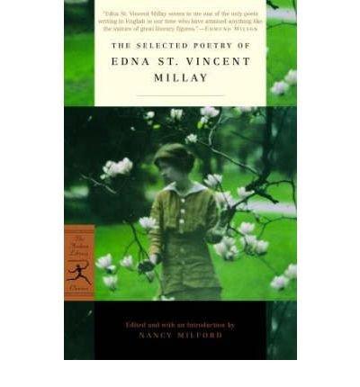 By Edna St Vincent Millay ; Nancy Milford ; Nancy