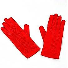 725484b02dd8f2 Handschuhe, für Erwachsene, in drei Farben erhältlich, schwarz, weiß oder  rot,