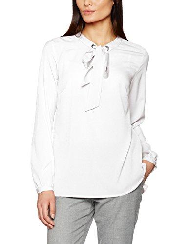 s.Oliver BLACK LABEL, Camicia Donna Weiß (warm white 0115)