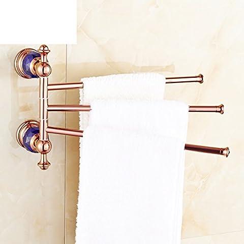 attività di Continental barra di tovagliolo/Attività di estensione asciugamano rack/ ruota pieghevole barra di (Stecca Di Estensione)