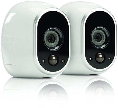 Netgear Arlo VMS3230-100EUS Smart Home 2 HD-Überwachung Kamera-Sicherheitssystem (100% kabellos - 3