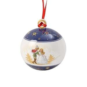 V&B Annual Christmas Edition 1486266852 - Palla per albero di Natale, motivo Cenerentola, collezione 2014