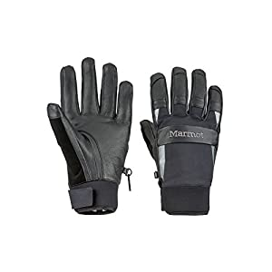 41EtdqCF  L. SS300  - Marmot Men's Lightweight Spring Skiing, Hiking Gloves Waterproof, Wind Resistant
