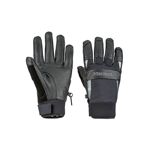 41EtdqCF  L. SS500  - Marmot Men's Lightweight Spring Skiing, Hiking Gloves Waterproof, Wind Resistant