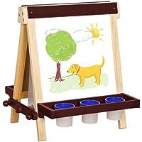 Guidecraft - Lavagna in legno da tavolo