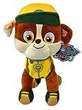 Paw Patrol Stofftiere, Originale offizielle Lizenzen 7 verschiedene Charaktere verfügbar (Rubble: Yellow bulldog)