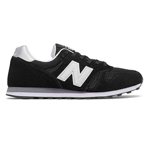 New Balance ML373 Schuhe Grau (Genähte Akzente)