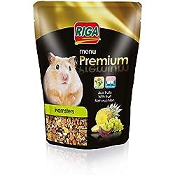 Riga Menu Premium Nourriture pour Hamster 500g - Lot de 4