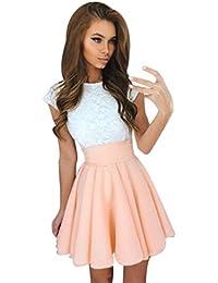 Amazon.it  collare per matrimonio - Vestiti   Donna  Abbigliamento d99b070f839