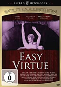 Alfred Hitchcock Easy Virtue [Import anglais]