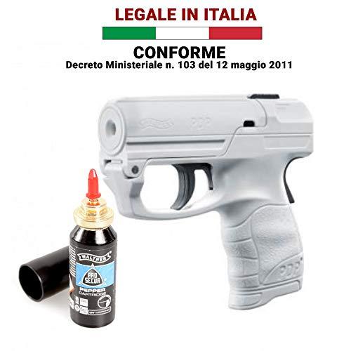 Umarex WALTHER PDP ITALIA - 11ML - BIANCA