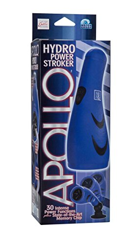 Apollo Hydro Power Stroker - blau - Masturbator