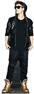 StarCutouts - Reproducción a Escala Justin Bieber (SC581)