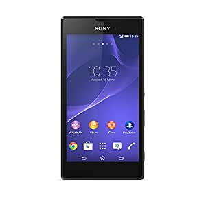 Sony Xperia T3 Smartphone débloqué 4G (Ecran : 5,3 pouces - 8 Go - Android 4.4 KitKat) Noir