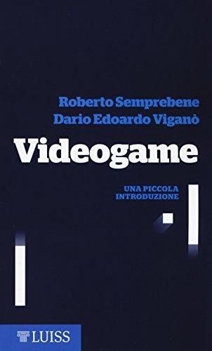 Videogame. Una piccola introduzione