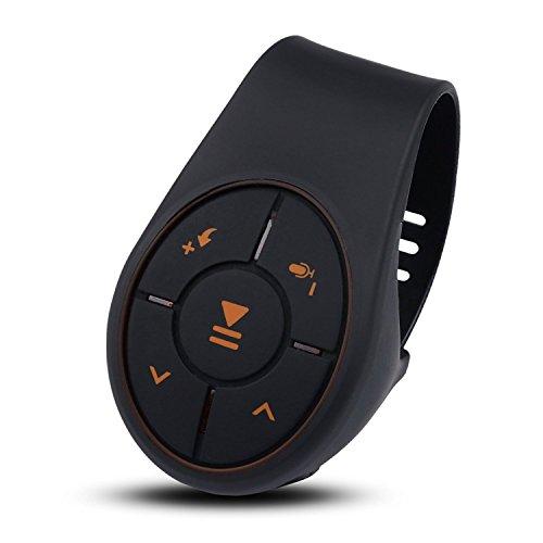 Lenkrad Fernbedienung Bluetooth Jeda Musik Audio Adapter Controller Auto Media Taste für Fahrzeug Fahrrad - Bluetooth-auto-rad