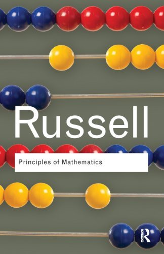 By Bertrand Russell Principles of Mathematics (Routledge Classics) (1st Edition) [Paperback]