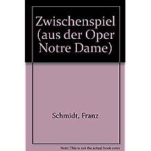 """Zwischenspiel: aus der Oper """"Notre Dame"""". Akkordeon."""