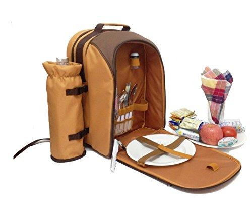 Picknick Im Freien Beutel Picknick-Sets Snack Rucksack Tragbare Lebensmittel-Taschen