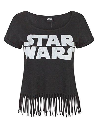 Star Wars Logo Women's Fringe Top (M)