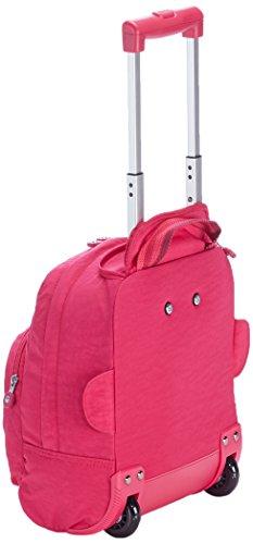 Imagen de kipling  wheely   con ruedas  cherry pink mix  rosa  alternativa