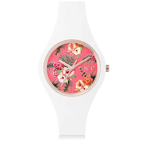 Ice-Watch – ICE flower Lunacy – Women's wristwatch with silicon strap – 001437 (Small)