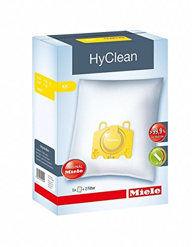 Miele KK HyClean Bolsa para envasadora al vacío - Accesorio para envasadora el vacío (Bolsa para envasadora al vacío)