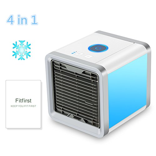 Büro & Schreibwaren Klimaanlagen & Heizgeräte Treu Mini Klimaanlage Klimagerät Luftbefeuchtung Turmventilator Mobil Fernbedienung